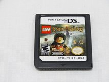 Nintendo DS LEGO The Lord of the Rings game only in Morris, Illinois