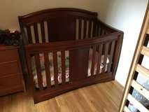 Convertible Crib with accessories in Tacoma, Washington