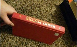 Harry Potter and the Sorcerer's Stone Hardcover in Hill AFB, UT
