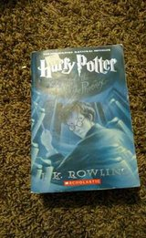 Harry Potter and the Order of the Phoenix Paperback in Hill AFB, UT