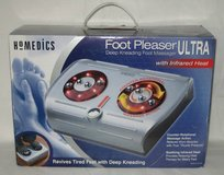 HOMEDICS Foot Pleaser ULTRA - New in Box in Naperville, Illinois