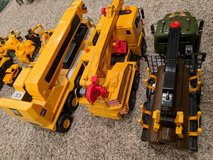 Construction Vehicle Kids Toy Bundle - Includes Bruder in Naperville, Illinois