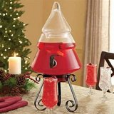 New in Box - 2 Gal. Christmas Tree Beverage Dispenser w/Stand in Beaufort, South Carolina