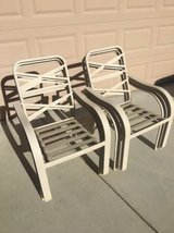 Set of 6 Patio Chairs in Travis AFB, California
