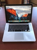 "2009 MacBook Pro 15"" in Oceanside, California"