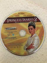 DVD Princess Diaries 2 without case in Naperville, Illinois