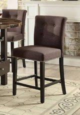New! Linen Counter Height Bar Stools DELIVERY AVAILABLE in Oceanside, California