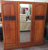 Vintage Armoire - Solid Wood in Montezuma, Georgia