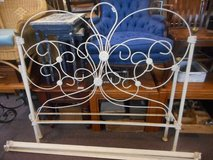 Charming Wrought Iron Bed in Elgin, Illinois