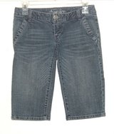 American Rag Cie Flap Pocket Denim Jean Bermufa Shorts Womens 1 Juniors in Plainfield, Illinois