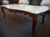 Alluring Marble Coffee Table in Elgin, Illinois