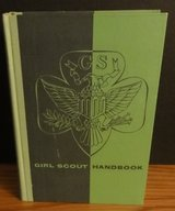 Girl Scout Handbook Copyright 1953, 1955 by Girl Scouts of the United States in Naperville, Illinois
