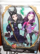 Disney Descendants Mal Isle and Maleficent in Fairfax, Virginia
