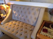 Newport Tufted Settee in Quantico, Virginia