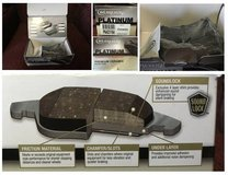 New Premium Brake Pads Ford Fusion / Milan '06-'11, Lincoln MKZ '07-'12 in Fort Rucker, Alabama