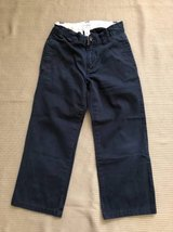 The Children's Place boys black pants size 5 in New Lenox, Illinois