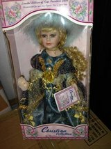 Porcelain Doll,  Limited Edition Christina Collection in Fort Belvoir, Virginia