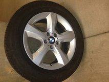 Borbet Rims and Tires for BMW X5/X6 (4 each) in Fairfax, Virginia