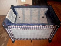 Graco Pack 'N Play Bassinet In Excellent Condition in Lake Elsinore, California