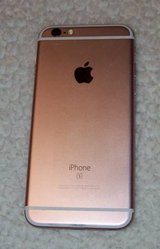 SPRINT IPHONE 6S ROSE GOLD 16GB  W/ ORIGINAL BOX in Westmont, Illinois