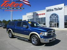 2011 Ram 1500 Laramie-Leather-One Owner(Stk#p2220) in Cherry Point, North Carolina
