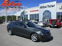 2016 Cadillac ATS 2.0L Turbo Luxury Sedan-Leather(Stk#p2214a) in Cherry Point, North Carolina