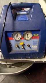 Ritchie Enginering R30a Yellow Jacket Refrigerant Recovery System in DeKalb, Illinois