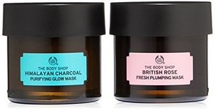 NEW the body shop the finest facial mask duo gift set NEW in Kingwood, Texas