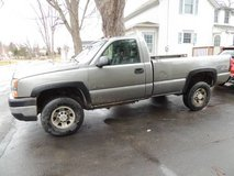 2006 CHEVY SILVERADO 3500 4X4. Very good working condition. in Fort Drum, New York