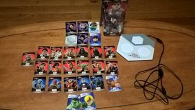 DISNEY INFINITY ULTRA PACKAGE, W/ FREE CHARACTER BASE in Quantico, Virginia