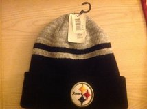 Steelers Knit Cap  / Ski Cap in Fort Belvoir, Virginia