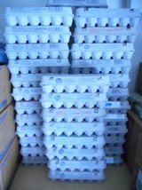 50 one doz. Egg Cartons Used Once and Six 1 1/2 Doz. in Lake Elsinore, California