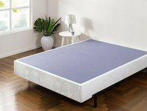 """High Profile 9"""" Smart Box Spring Easy Assembly Queen Size - New! in Aurora, Illinois"""