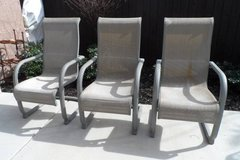 Patio Chairs, Set of 2 in Travis AFB, California