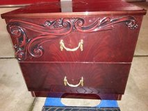 Bedroom Side table with two drawers in Vacaville, California