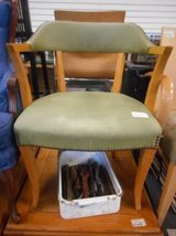 Beautiful Occasional Green Chair in Elgin, Illinois