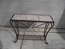 REDUCED....FOYER TABLE / SOFA TABLE in Tinley Park, Illinois