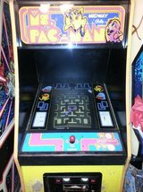 PAC MAN arcade game in Baytown, Texas