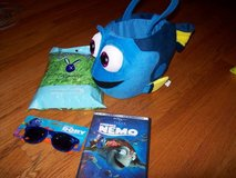 FINDING NEMO  BLU RAY DVD  BUNDLE in Westmont, Illinois
