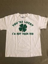 St.Patrick Day Boys T-SHIRT size 5/6 in Naperville, Illinois