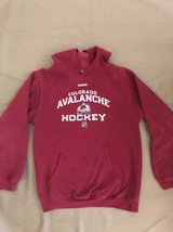 Hoodie NHL Avalanche Colorado youth size 10/12 in Shorewood, Illinois