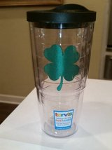 Tervis St. Patricks Tumbler w/ Lid - 24oz. New w/ stickers in Chicago, Illinois