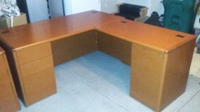 HON L-Station Office Desk with Right Return (Orig. Cost $2544 ) in Chicago, Illinois