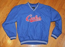 Bleacher Perfect -- Go CUBS Go -- Chicago CUBS  Blue Wind Jacket, Holloway, Medium in Joliet, Illinois
