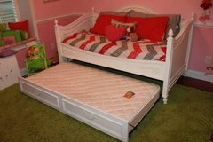 Solid Wood Girl's White Bedroom Set in Byron, Georgia