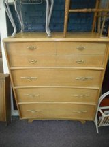 Amazing Mid Century Dresser in Elgin, Illinois