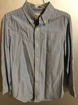 The Children's Place boys button down shirt size M 7/8 in New Lenox, Illinois