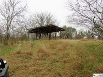 38+ Unrestricted Acres! Tank! Shed! Pen! in Rosenberg, Texas