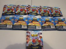 brand new lot of 11 blind packs of zak storm collectible treasure zag heroez in Brookfield, Wisconsin