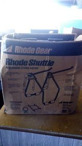 Rhode Gear Rhode Shuttle Adjustable 2 Bike Carrier in DeKalb, Illinois